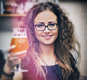 Csíki szűretlen sör a Küküllőben