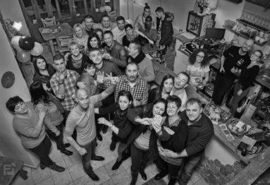 Küküllő Kocsma, születésnapi buli
