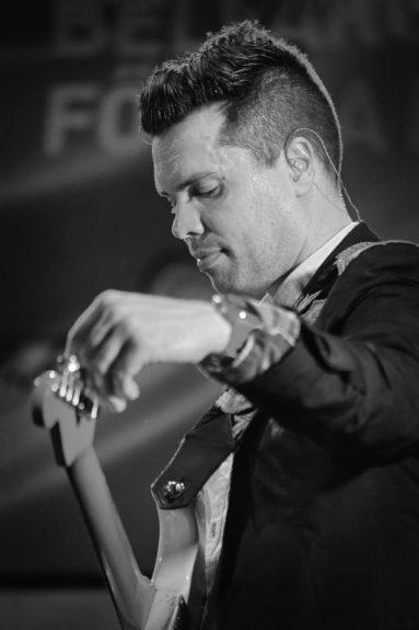 A Napra együttes koncertjén, Erzsébet tér, Budapest, 2014.05.24.