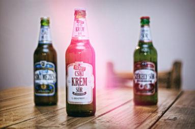 Újdonság, a Csíki sör egyik új terméke