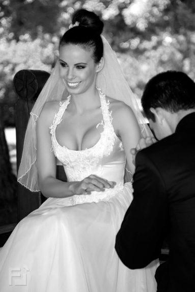 Esküvőfotózás - Vivien