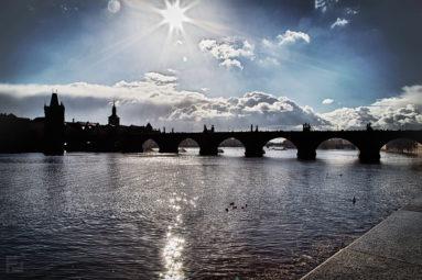 A Károly híd (Prága) - első benyomás