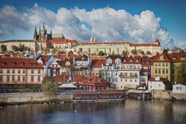 Hradčany - a Prágai Vár