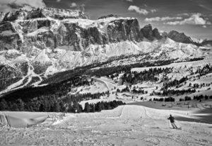 Passo Sella, Val Gardena